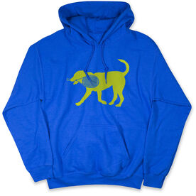 Tennis Standard Sweatshirt - Tennis Dog
