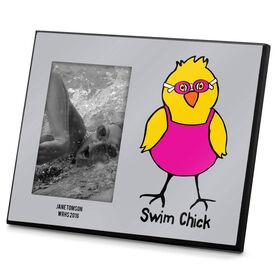 Swimming Photo Frame Swim Chick