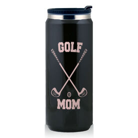 Stainless Steel Travel Mug Golf Mom