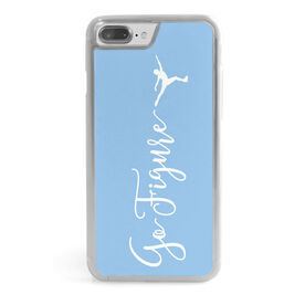 Figure Skating iPhone® Case - Go Figure