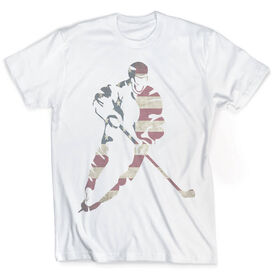 Vintage Hockey T-Shirt - Going All The Way