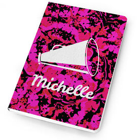 Cheerleading Notebook Flower Power