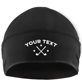 Beanie Performance Hat - Golf Your Text