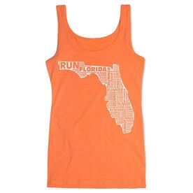 Women's Athletic Tank Top Florida State Runner