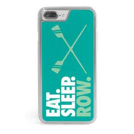 Crew iPhone® Case - Eat. Sleep. Row.
