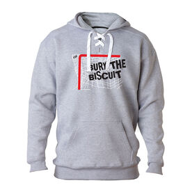 For Hockey Players Only Sweatshirt - Bury The Biscuit