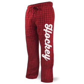 Hockey Lounge Pants Script