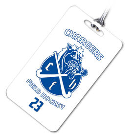 Field Hockey Bag/Luggage Tag Custom Team Logo