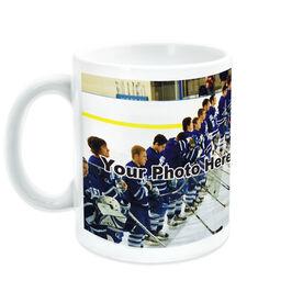 Hockey Ceramic Mug Custom Photo