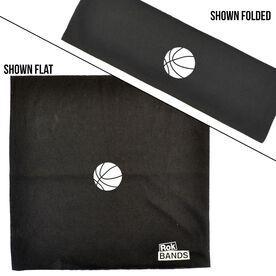 RokBAND Multi-Functional Headband - Basketball Ball