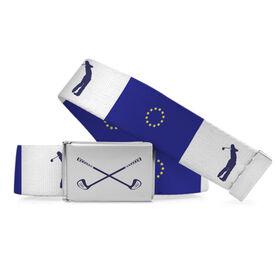Golf Lifestyle Belt EU Golfing