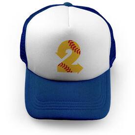 Softball Trucker Hat - Turn 2