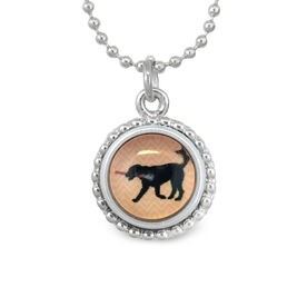 Lax Dog SportSNAPS Necklace