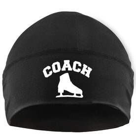 Beanie Performance Hat - Figure Skating Coach