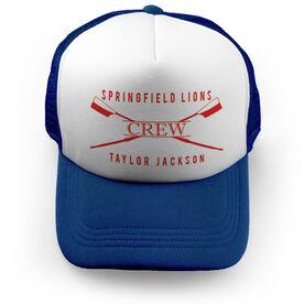 Crew Trucker Hat - Personalized Crest