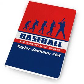 Baseball Notebook Evolution