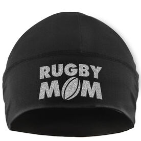 Beanie Performance Hat - Rugby Mom