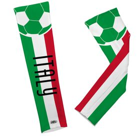 Soccer Printed Arm Sleeves Soccer Italy