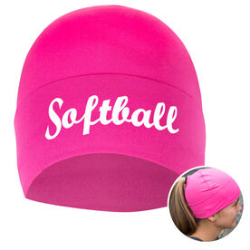 Performance Ponytail Cuff Hat Softball