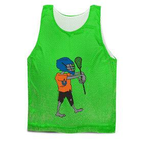 Guys Lacrosse Pinnie - Zombie