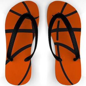 Basketball Flip Flops Walking On Air