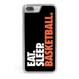Basketball iPhone® Case - Eat. Sleep. Basketball.