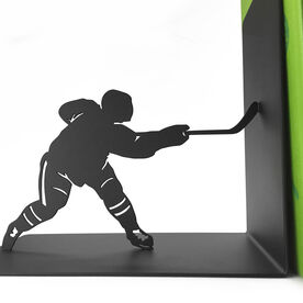 Hockey Bookends Hockey Players