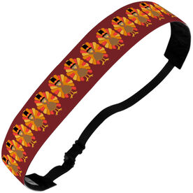 Julibands No-Slip Headbands Pilgrim Turkeys