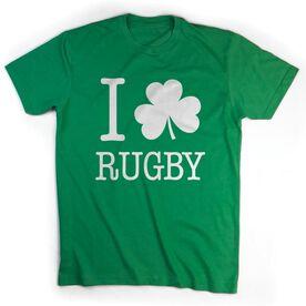 Rugby Tshirt Short Sleeve I Shamrock Rugby