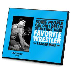 Wrestling Photo Frame Favorite Wrestler