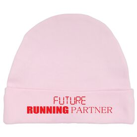 Future Running Partner Baby Cap