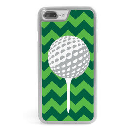 Golf iPhone® Case - Ball And Tee