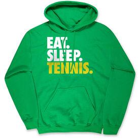 Tennis Standard Sweatshirt Eat. Sleep. Tennis.