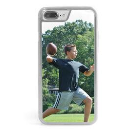 Football iPhone® Case - Custom Photo