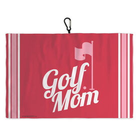 Golf Bag Towel Golf Mom