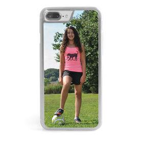 Soccer iPhone® Case - Custom Photo