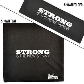 RokBAND Multi-Functional Headband - Strong Is The New Skinny