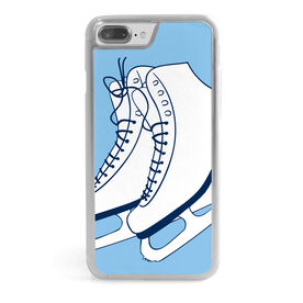 Figure Skating iPhone® Case - Figure Skates
