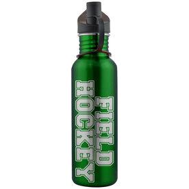 Varsity Field Hockey 24 oz Stainless Steel Water Bottle