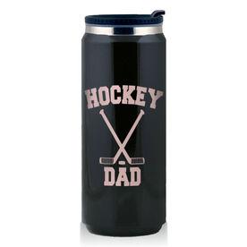 Stainless Steel Travel Mug Hockey Dad