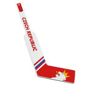 Knee Hockey Goalie Stick Czech Republic