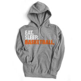 Basketball Standard Sweatshirt Eat. Sleep. Basketball.