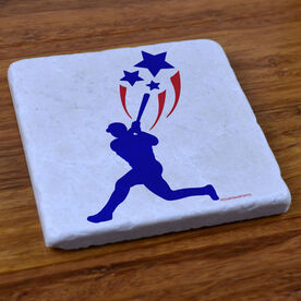 Baseball Spirit - Stone Coaster