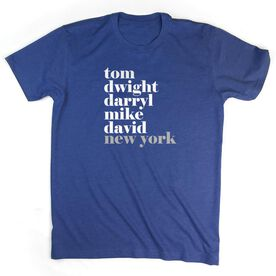 Baseball Short Sleeve T-Shirt - FANtastic Queens New York