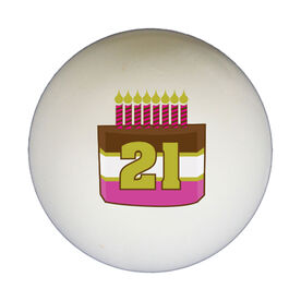 Birthday Ball Ping Pong Balls