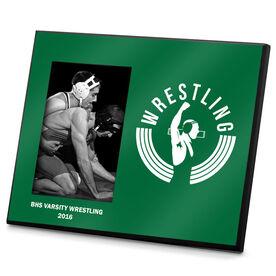 Wrestling Photo Frame Winners Never Quit