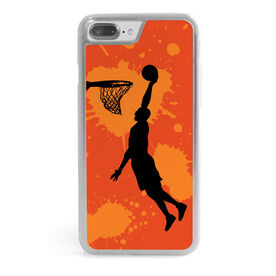 Basketball iPhone® Case - Slam Dunk