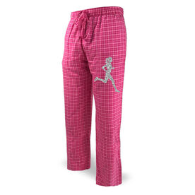 Running Lounge Pants Female Runner