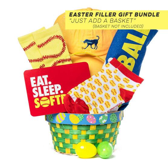 Home Run Softball Easter Basket 2017 Edition