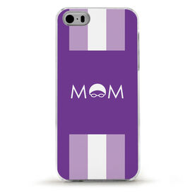 Swimming iPhone® Case - Mom